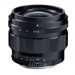 Nokton 50 mm/F1,2