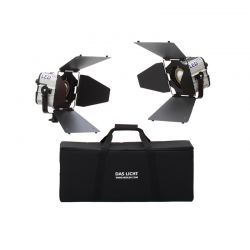 TWIN LED 650 Video Kit