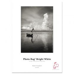 PHOTO RAG BRIGHT WHITE 310g - 36""
