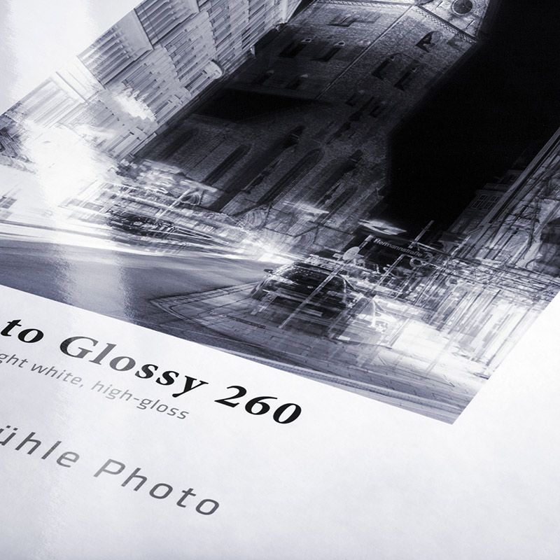 Photo Glossy 260g - A4