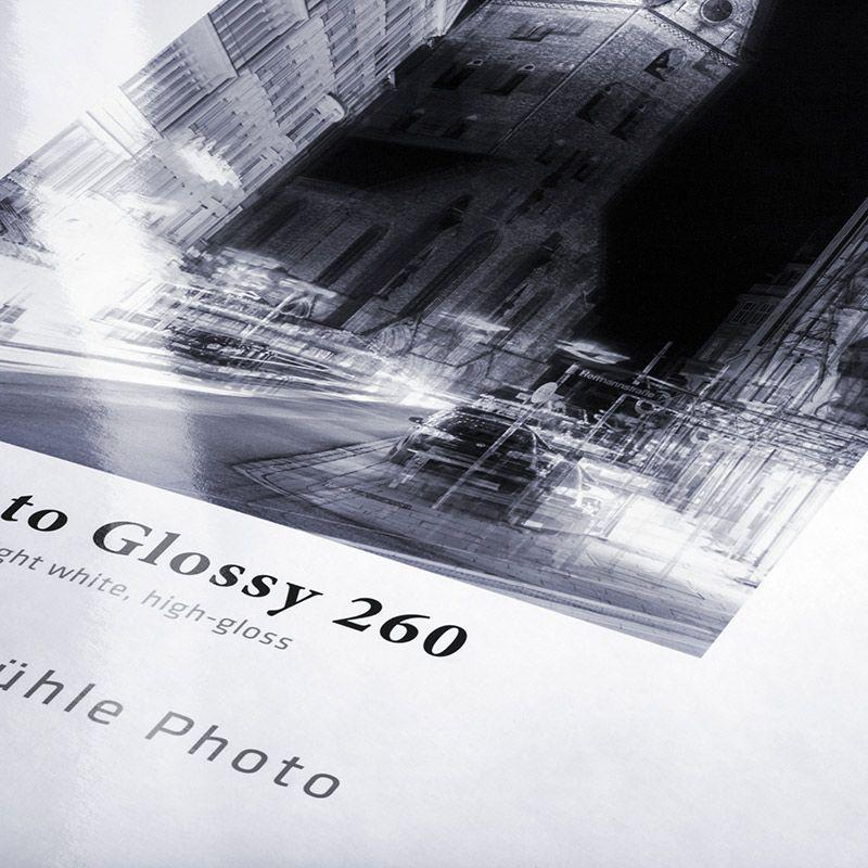 Photo Glossy 260g - 24p