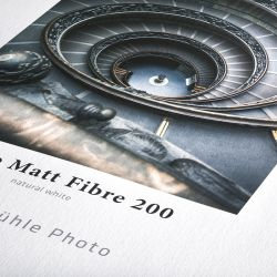 Photo Matt Fibre 200g - 17p