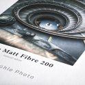 Photo Matt Fibre 200g - A4