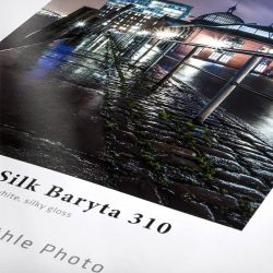 Photo Silk Baryta 310g - A4
