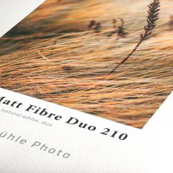 Photo Matt Fibre Duo 210g - A4