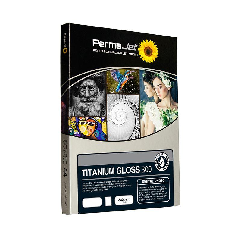 TITANIUM GLOSS METALLIC 300g - A3+