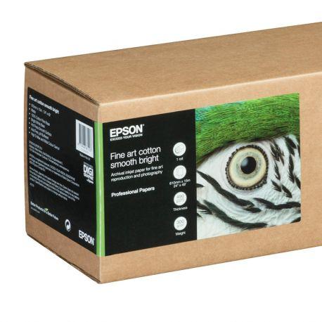 Fine Art Cotton SMOOTH BRIGHT 300g - 24p