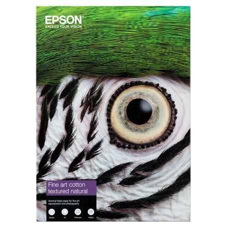 Fine Art Cotton TEXTURED NATURAL300g - A2