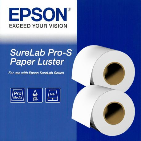 LUSTER 248g - 210mm x 65m