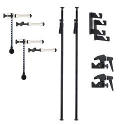 StudioPole Kit support de fonds autopoles