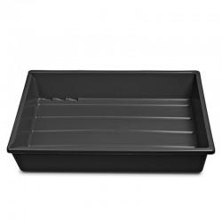 Cuvette de laboratoire 30 x 40 cm, noire