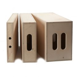 Apple Box QUARTER