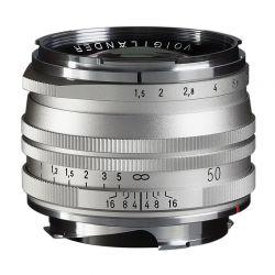 Nokton 50 mm/F1,5 - M.C