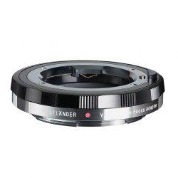 Bague macro d'adaptation objectifs Leica M sur Nikon-Z
