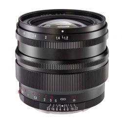 Nokton 50 mm/F1.2