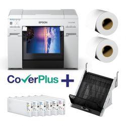 SureLab SL-D800 - Bundle Media + CoverPlus + Bac