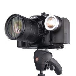 Barrette pour camescope, DSLR et compact