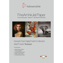 Sample Pack FineArt Matt Textured A4