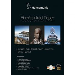 Sample Pack FineArt Baryta A3+