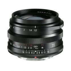 Nokton 35 mm/F1,2 - BLACK - Fuji X