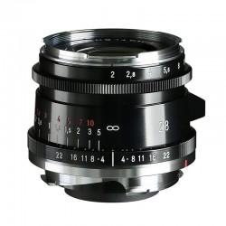 Ultron II 28mm/F2 Leica M