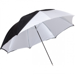 Parapluie Blanc satiné...