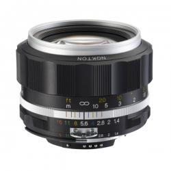 Nokton 58 mm/F1,4 SLII-S
